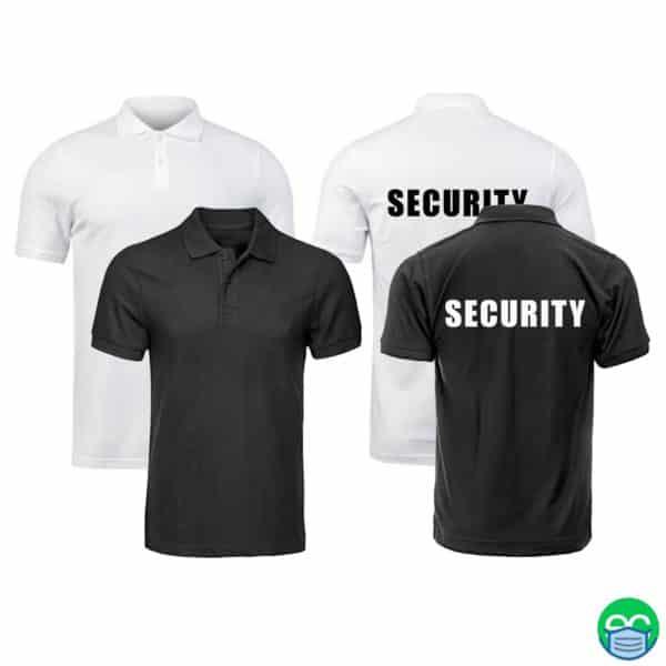 Security Polo Tee