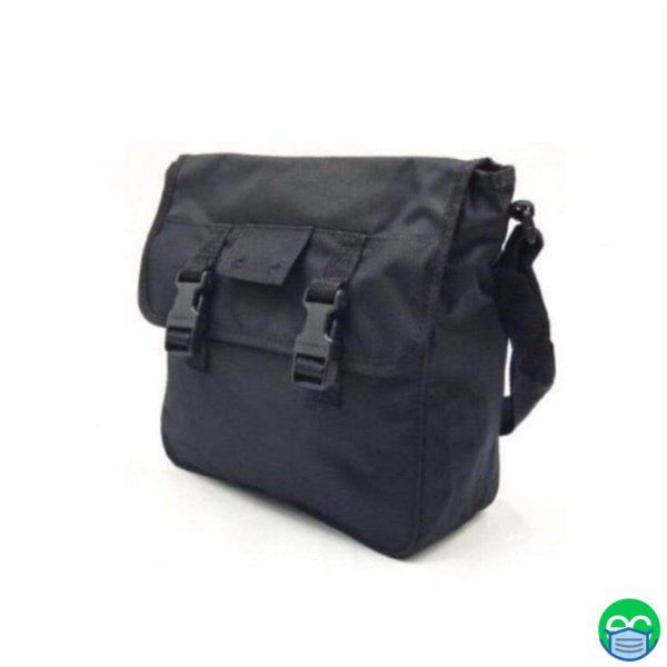D&G Black Army Sling Bag