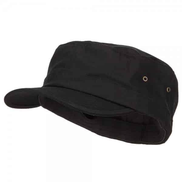 Black Army Cap