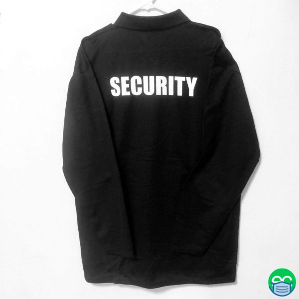 Security Polo Tee