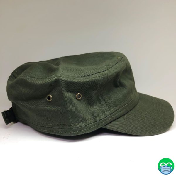 Military Cap / Military Hat / Jungle Hat - ECEmbroid