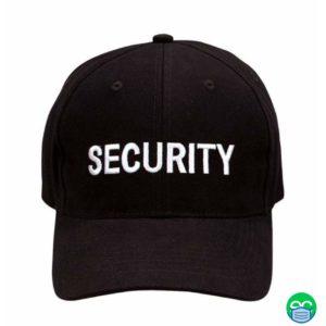 Security Cap - ECEmbroid