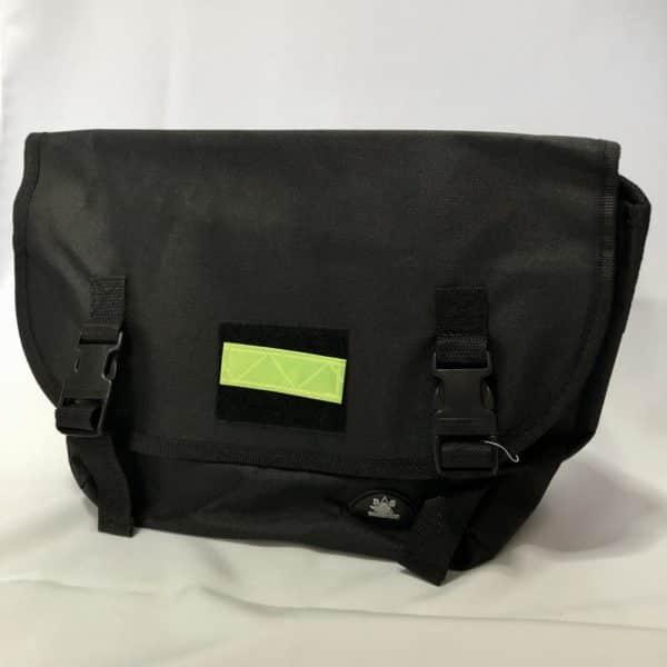 Army Recce Black Sling Bag